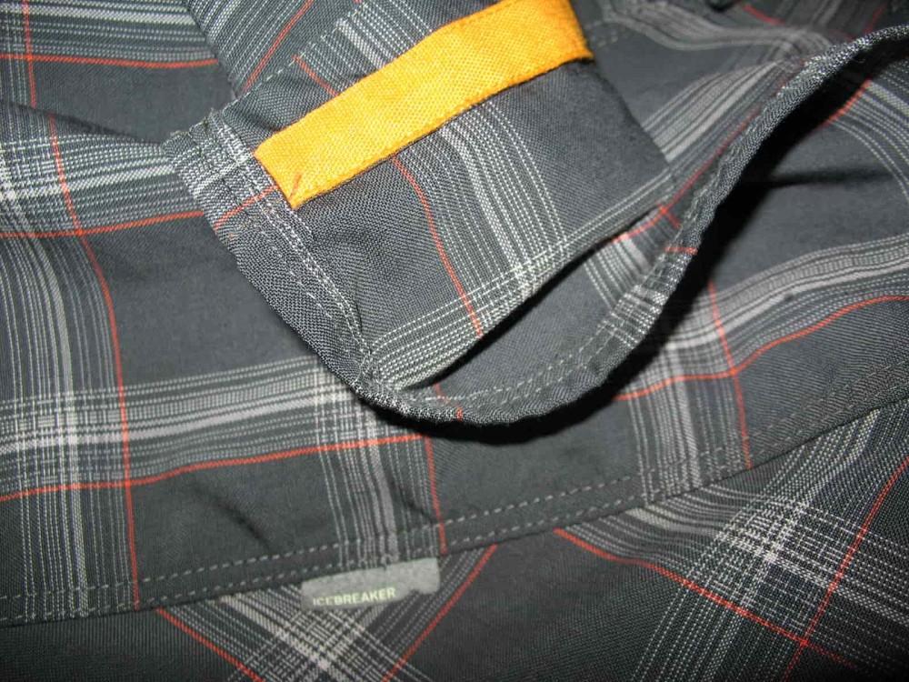 Рубашка ICEBREAKER departure ultralight 150 shirt (размер L) - 5