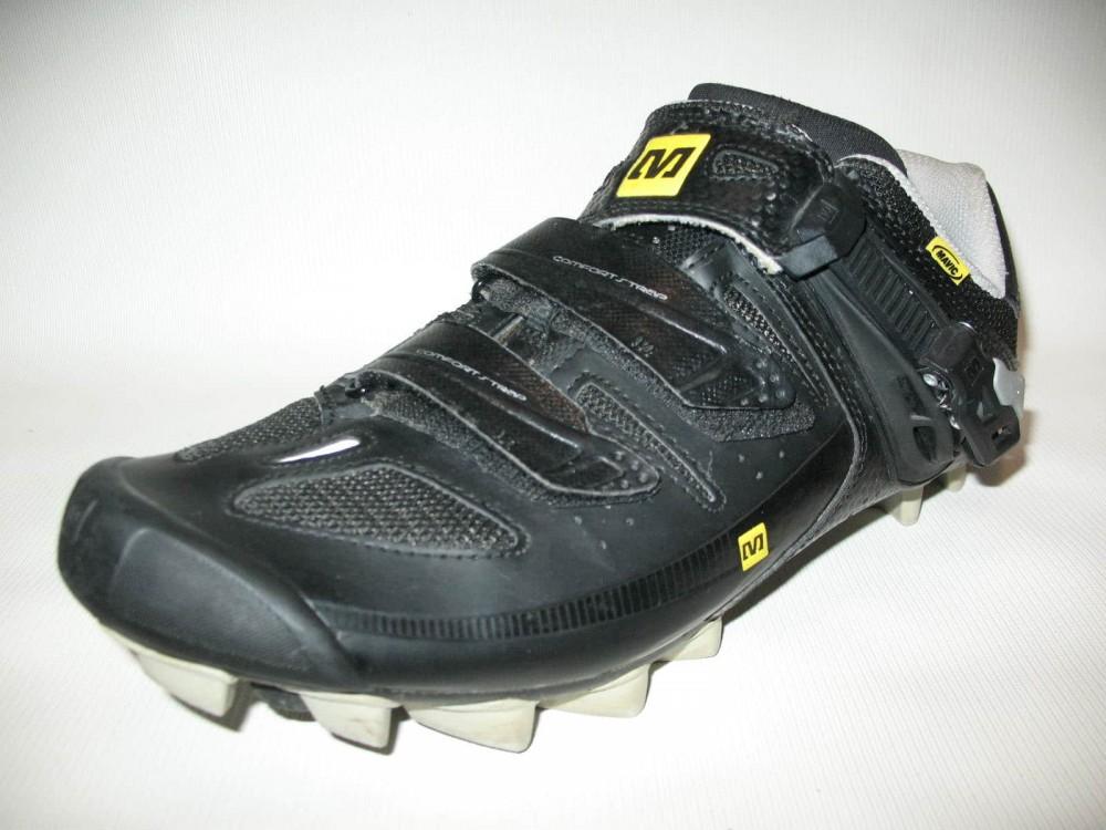 Велотуфли MAVIC rush mtb shoes (размер US9/UK9,5/EU43,5(на стопу до 275 mm)) - 2