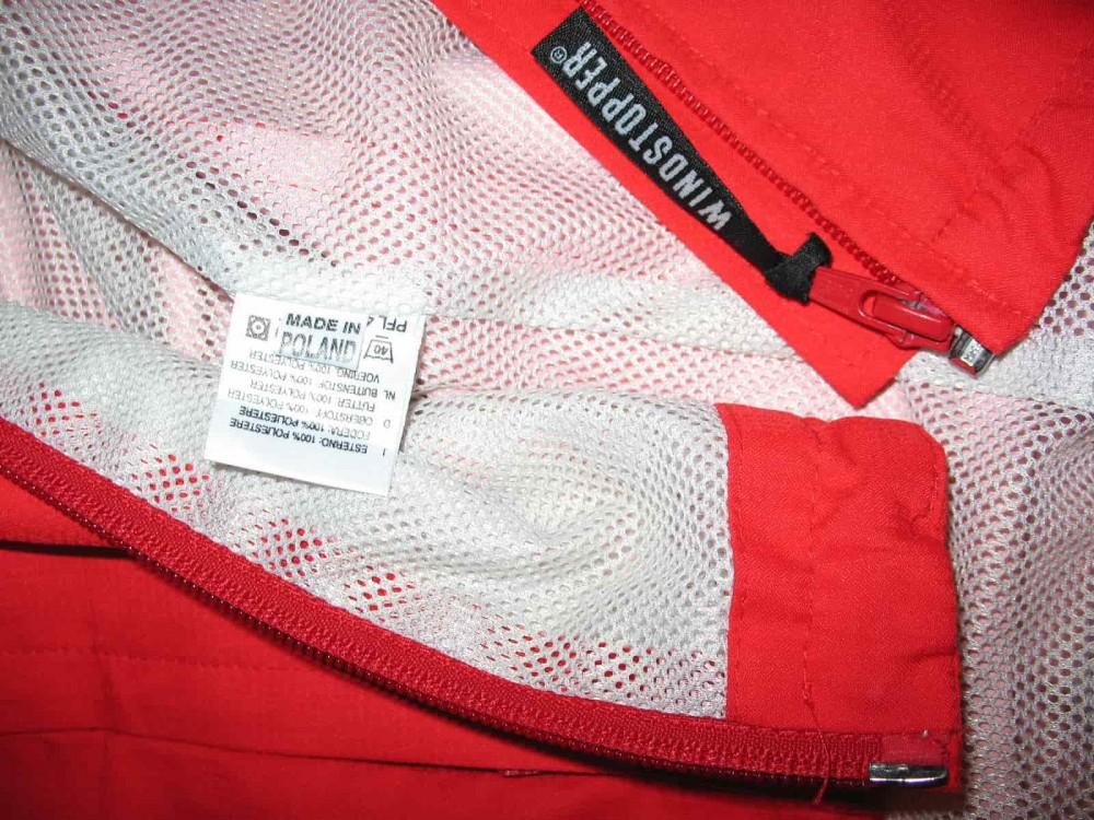 Куртка GORE bike wear 2in1 windstopper red jacket lady (размер 38/M) - 7