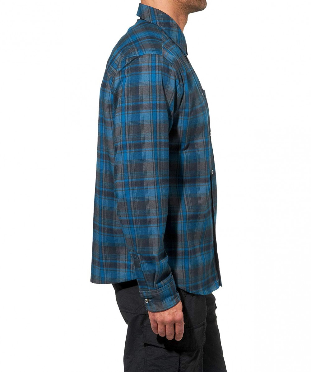 Рубашка JACK WOLFSKIN viewpoint shirt (размер XL) - 3