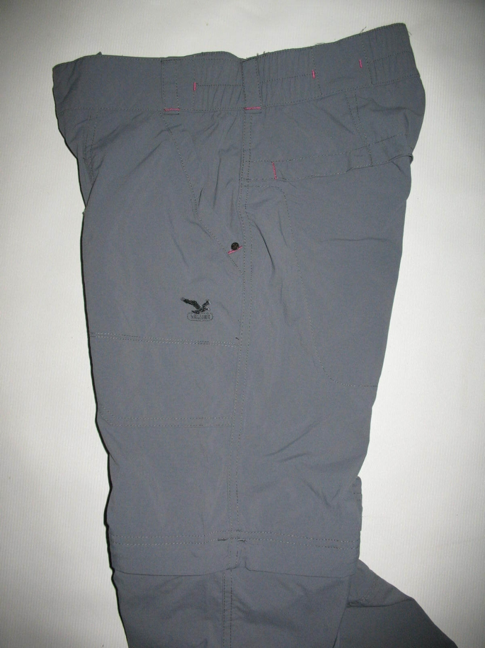 Штаны SALEWA nola dry 2in1 pants lady (размер XS) - 4