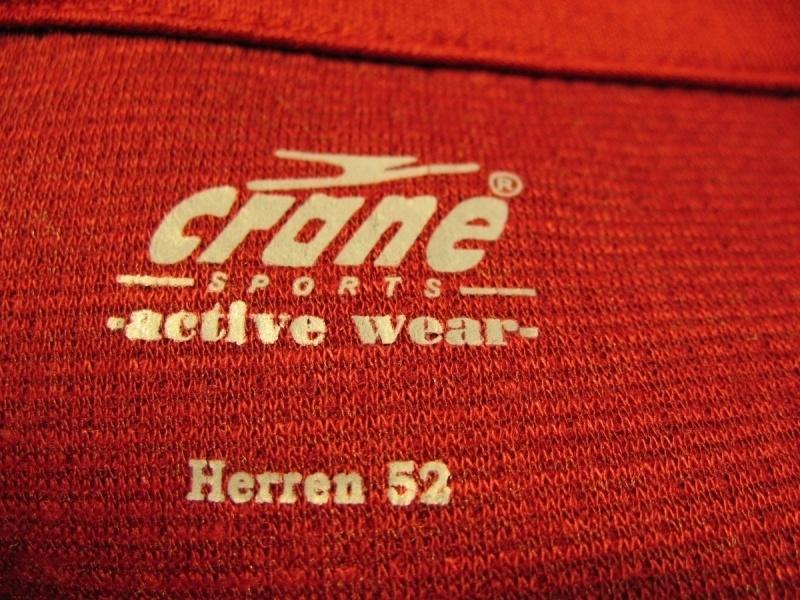 Кофта CRANE   (размер 52(LXL) - 2