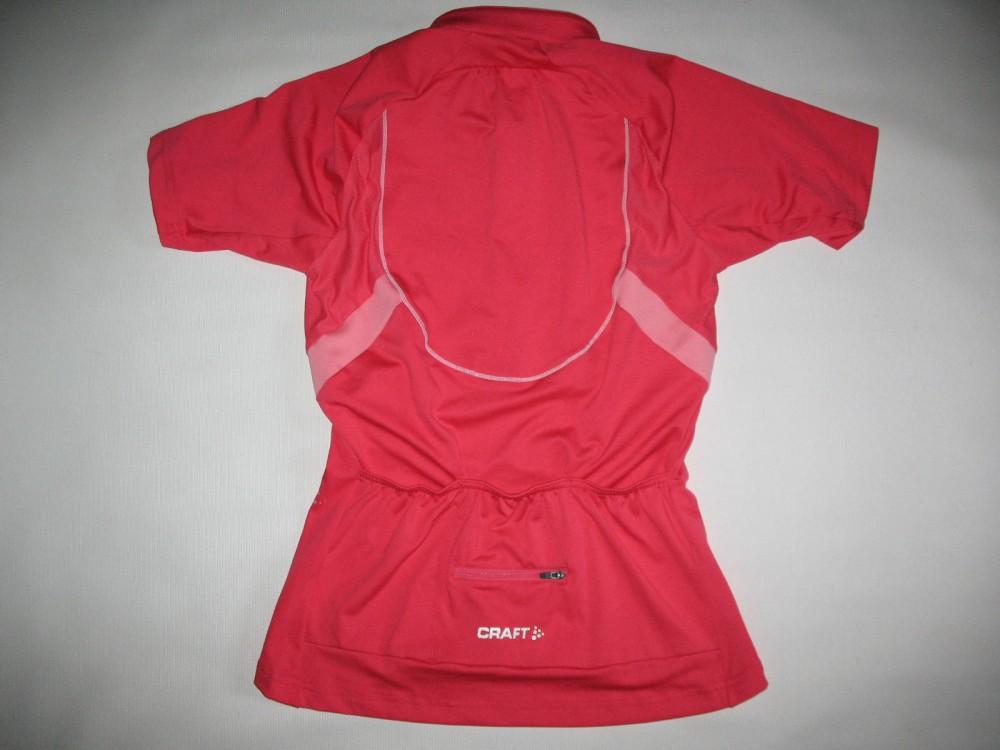 Веломайка CRAFT active bike jersey 1 lady (размер M) - 2
