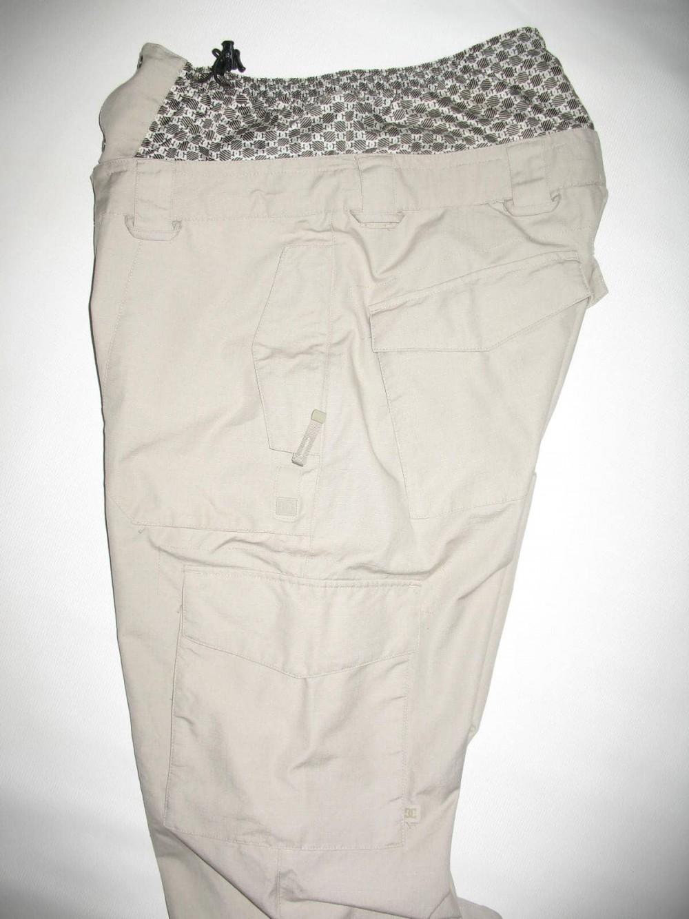 Штаны DC banshee-r snowboard pants (размер L) - 10