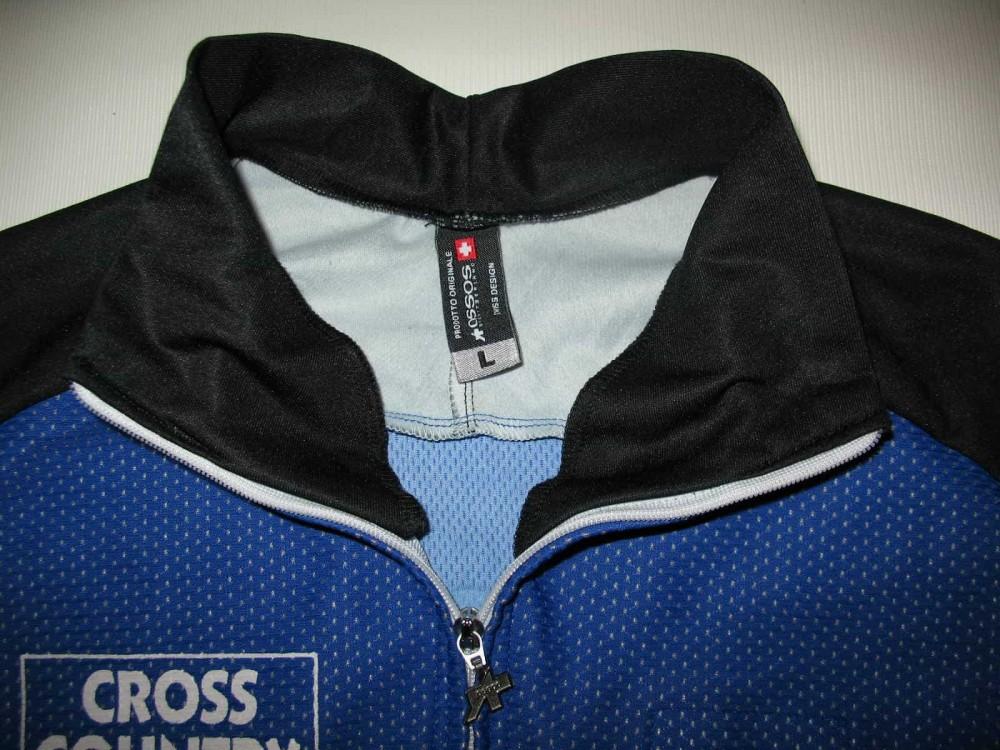 Велокуртка ASSOS airblock 799 cycling jacket (размер L) - 2