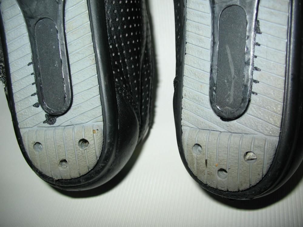Велотуфли BLACKY cycling road shoes (размер EU41(на стопу до 250 mm)) - 7