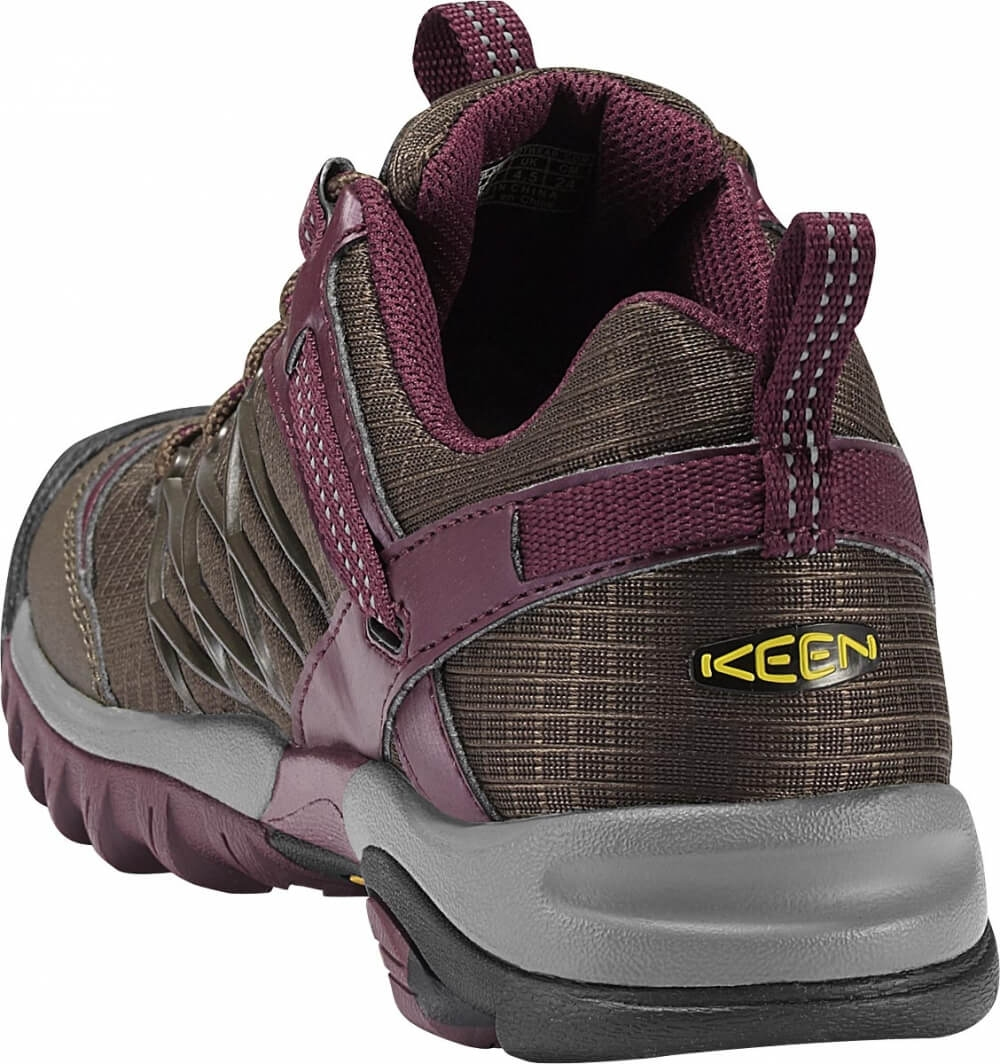 Кроссовки KEEN Marshall WP lady (размер UK6/US8,5/EU39(на стопу до 255mm)) - 10