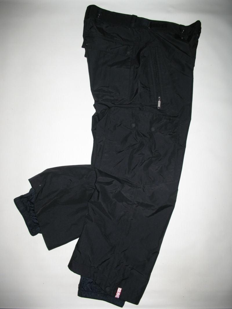 Штаны BONFIRE Arc snowboard pants (размер L) - 8