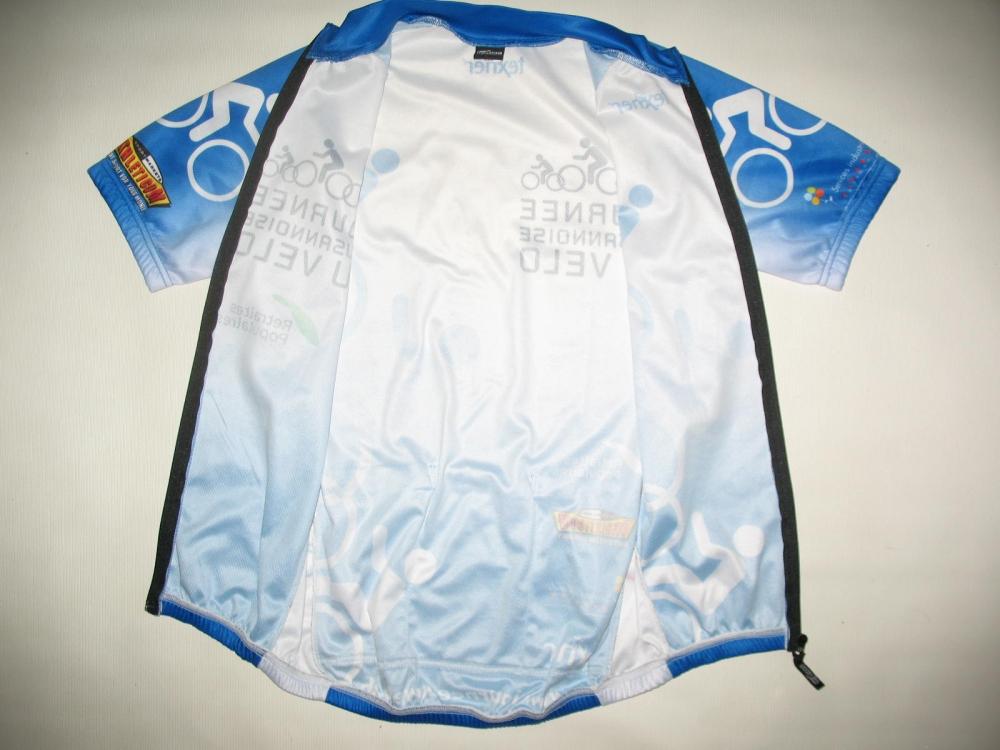 Веломайка TEXNER du velo jersey (размер XS) - 3