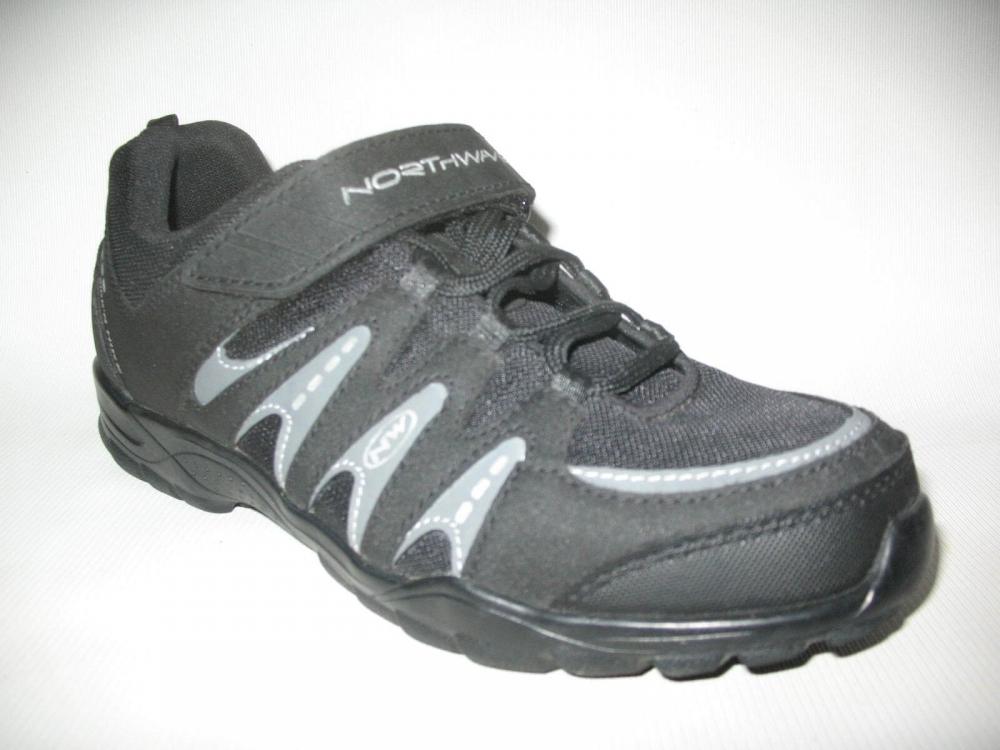 Велотуфли NORTHWAVE rocker bike shoes (размер UK6,5/US7,5/EU40(на стопу 255mm)) - 4