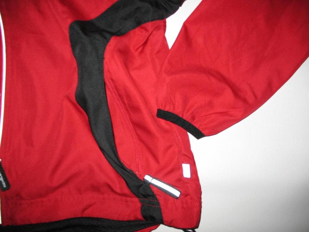 Куртка JAMES&NICHOLSON 2in1 jacket lady (размер S/M) - 6