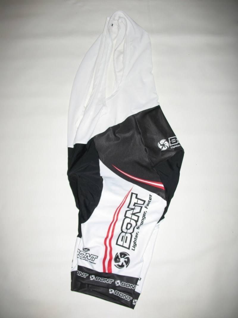 Велошорты+жилет PISSEI BONT bib+vest  (размер 6/XXL) - 1