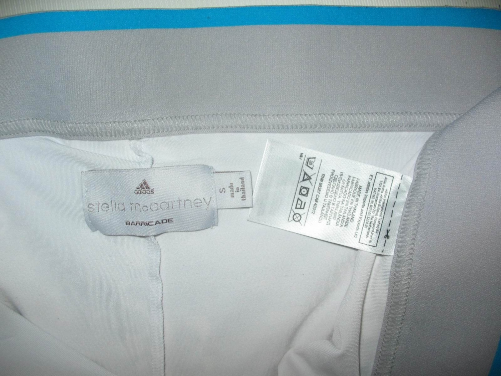 Юбка ADIDAS Stella McCartney barricade skort lady (размер S) - 9