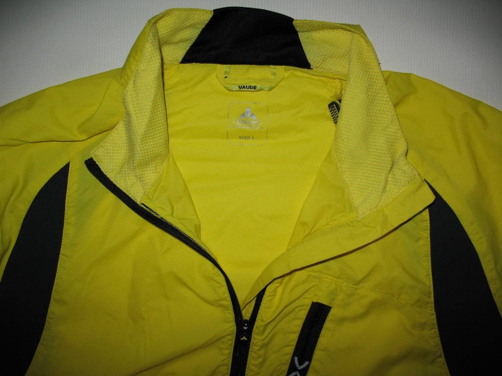 Куртка VAUDE ultralight cycling jacket (размер L) - 3