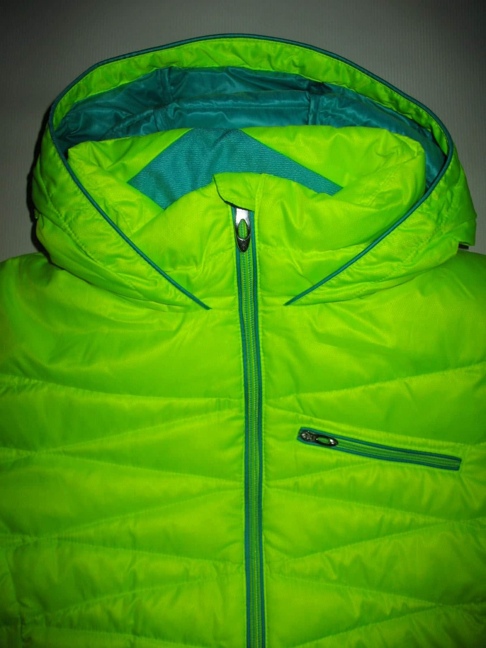 Куртка SPYDER timeless hoody down jacket lady (размер M) - 4