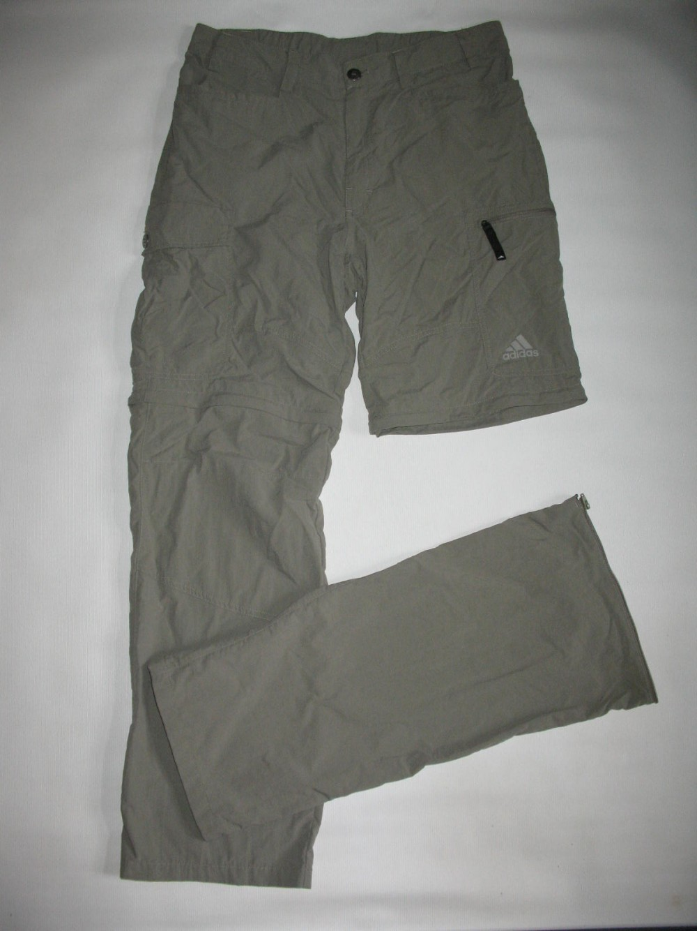 Штаны ADIDAS ht hike 2in1 outdoor pants (размер 50/L) - 7