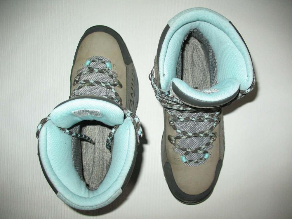 Ботинки COLUMBIA  titanium daska pass boots lady (размер US8/UK6/EU39(на стопу 245 mm)) - 6