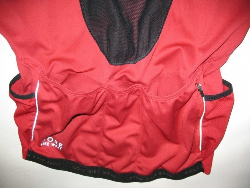 Футболка GORE Bike Wear Alp-X 3. 0 Jersey (размер L) - 9