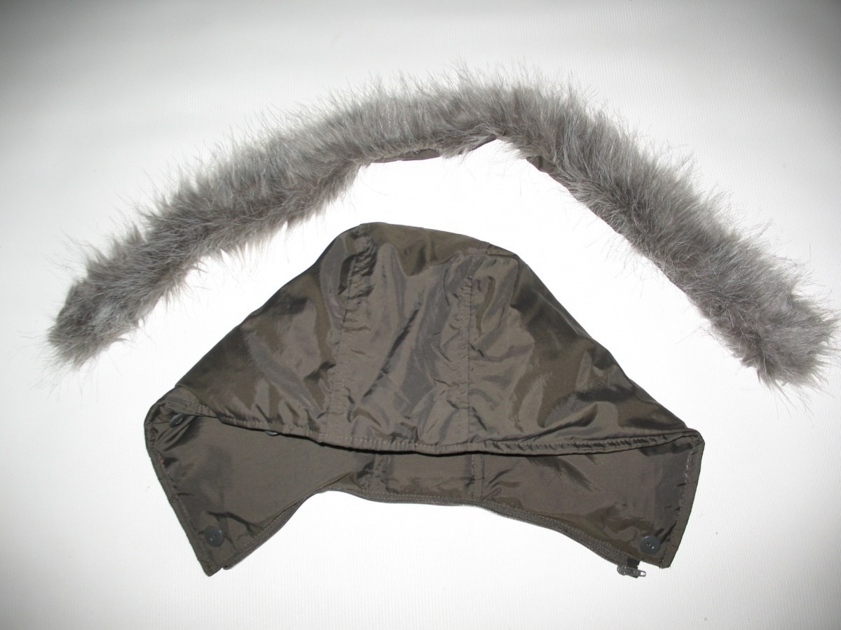 Куртка EDEIS parka lady (размер 36/S) - 10