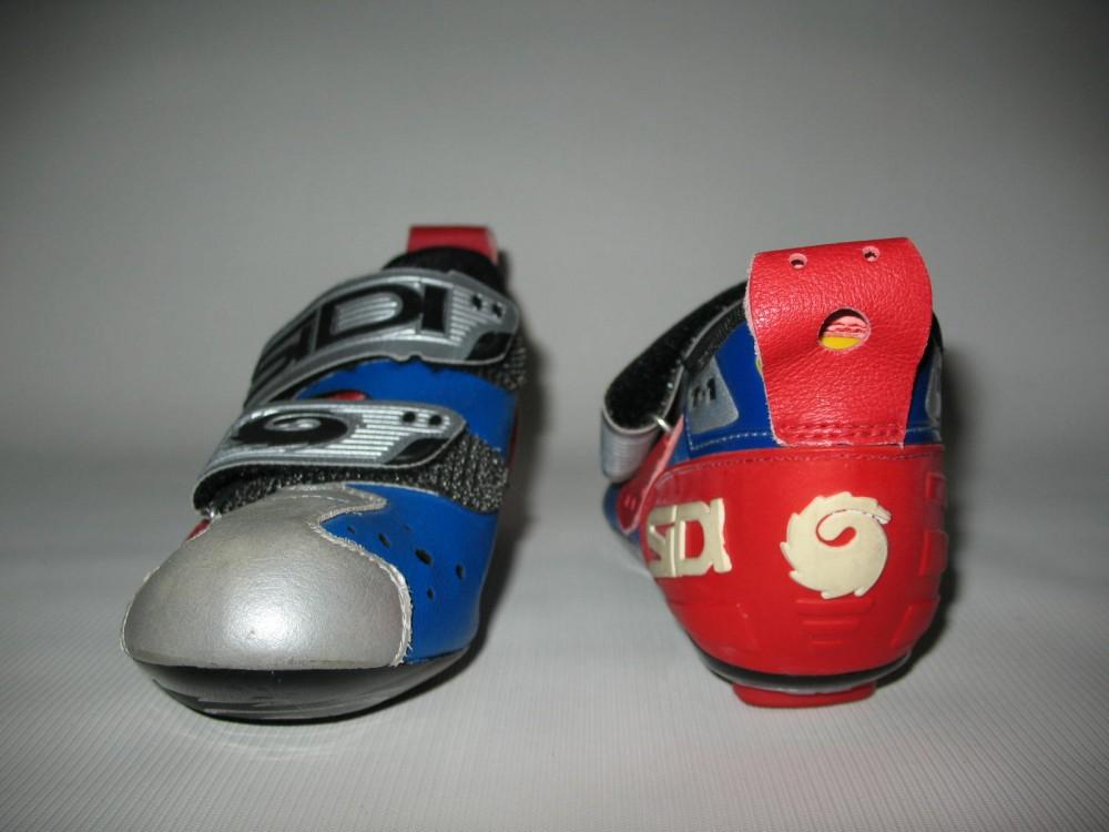 Велотуфли SIDI t-1 triathlon shoes (размер EU36(на стопу 220 mm)) - 3