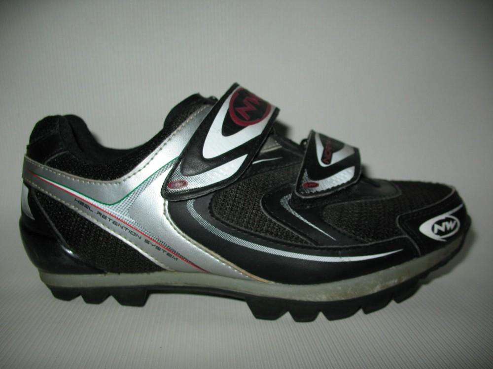 Велотуфли NORTHWAVE heel retention mtb shoes (размер UK2/US3/EU34(на стопу до 225 mm)) - 2
