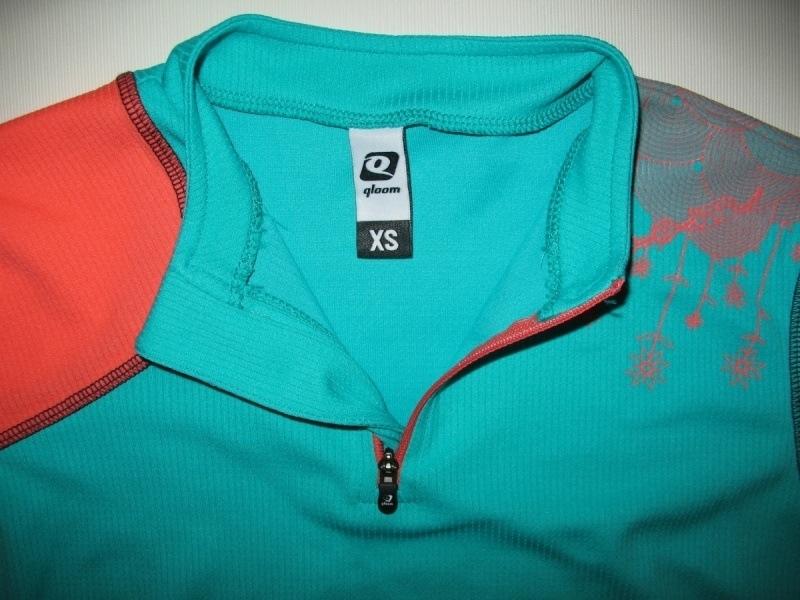 Футболка QLOOM bike jersey 5 lady  (размер XS/S) - 3