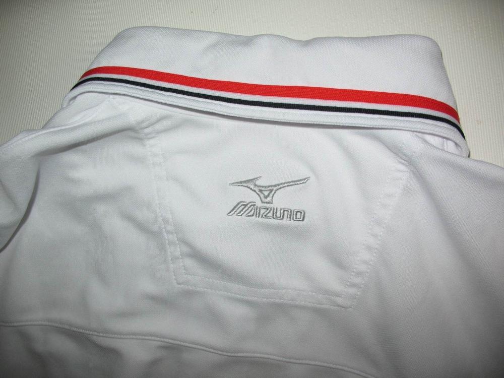 Футболка MIZUNO  Drylite Ice Touch Pique Golf Shirt (размер L) - 10