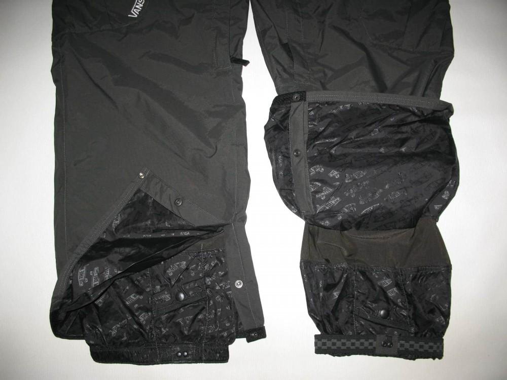 Штаны VANS 10/10 snowboard pants (размер XL) - 9