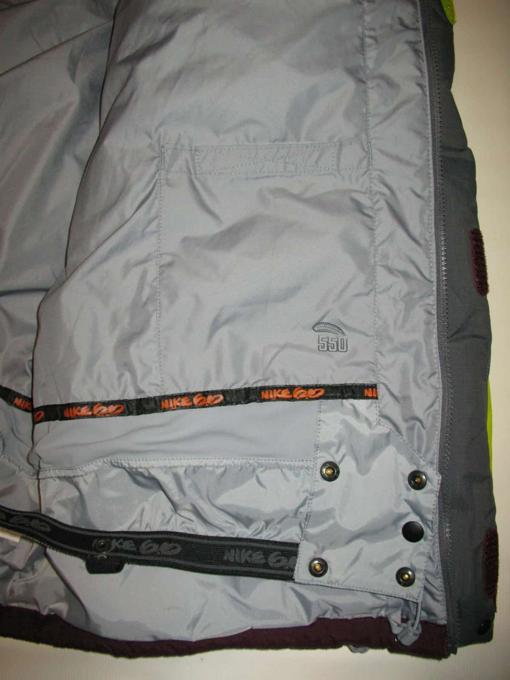 Куртка NIKE 6.0 down jacket (размер XXL/XXXL) - 11