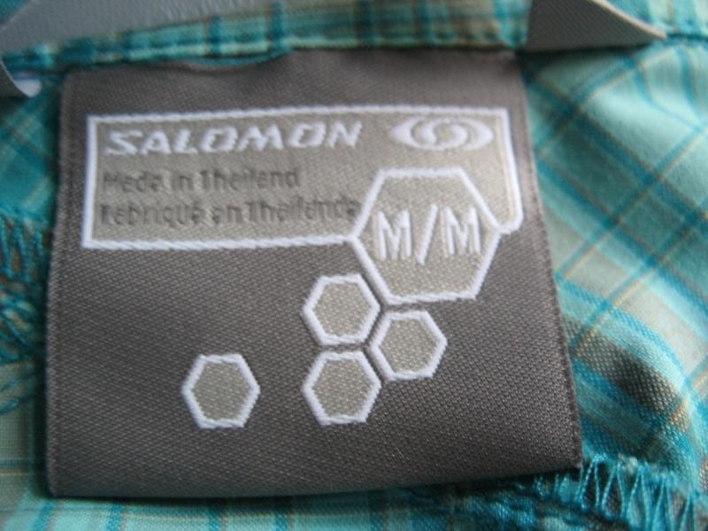 SALOMON shirts lady (размер M) - 6
