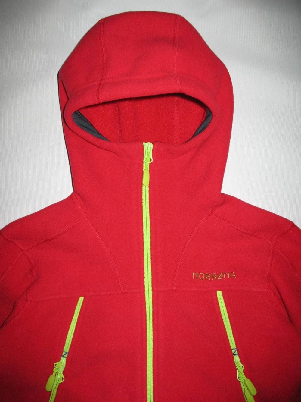 Куртка NORRONA narvik warm 3 hoodies lady (размер S) - 3