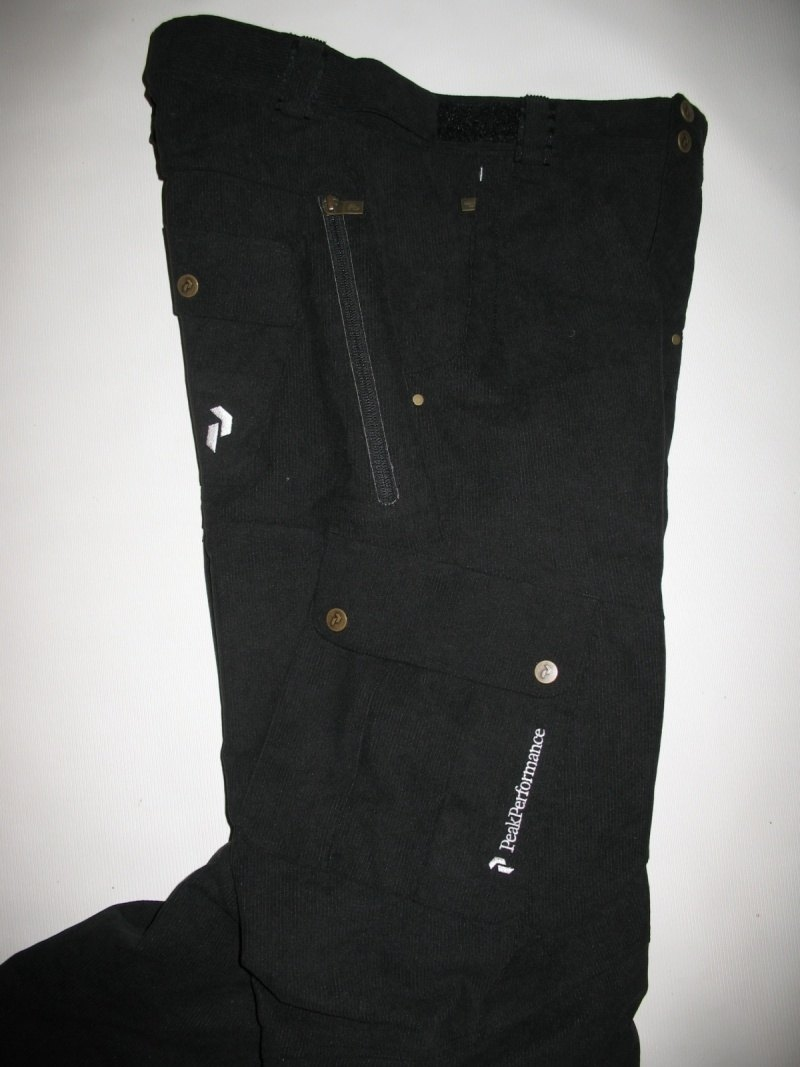 Штаны PEAK PERFOMANCE rail snowboard/ski pants lady (размер L) - 6