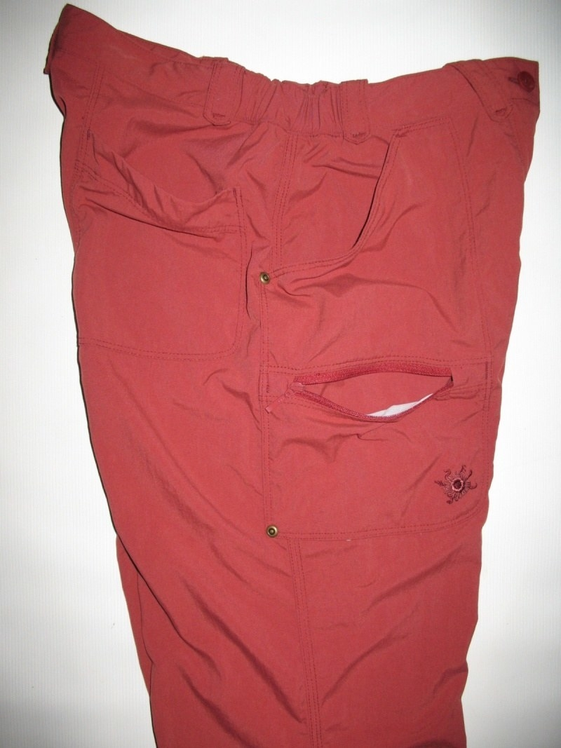 Шорты SALEWA ray dry 3/4 pants lady (размер 38/M) - 3