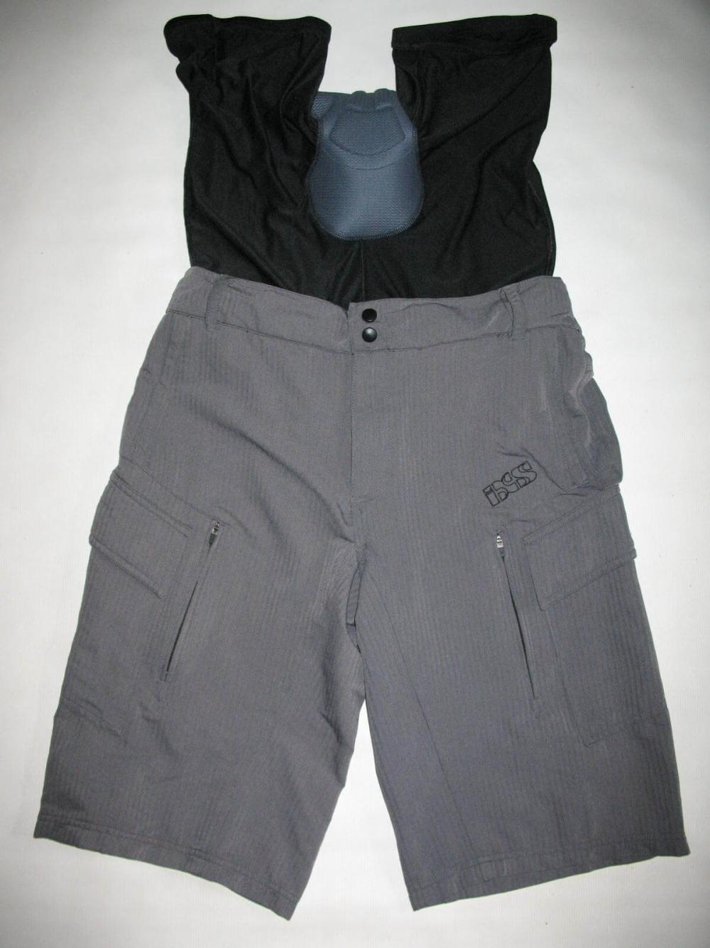 Велошорты IXS bike shorts (размер М) - 3