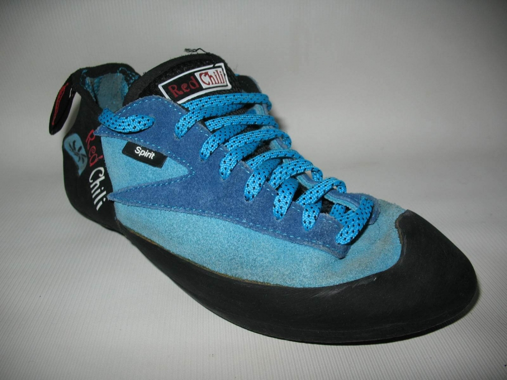 Скальные туфли RED CHILI  spirit climbing shoes (размер UK8/EU42) - 2