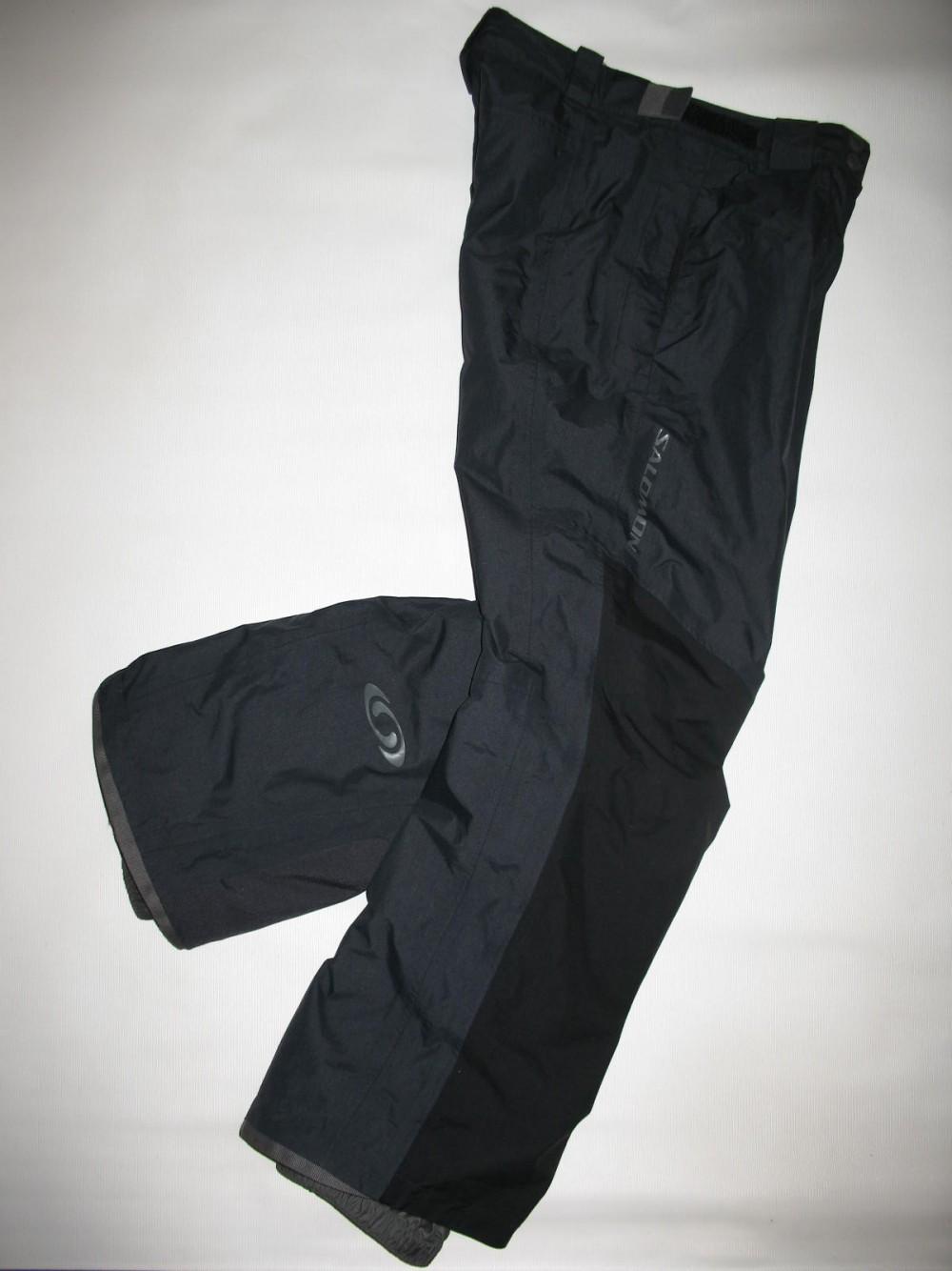 Штаны SALOMON gore-tex ski pants lady (размер 38-M) - 2