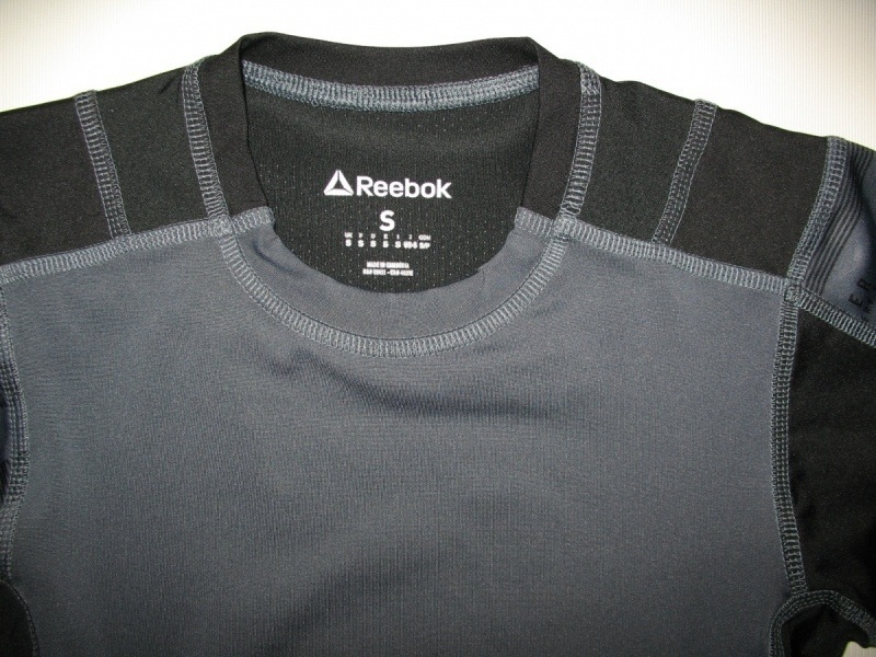 Футболка REEBOK compression playice jersey (размер S) - 2