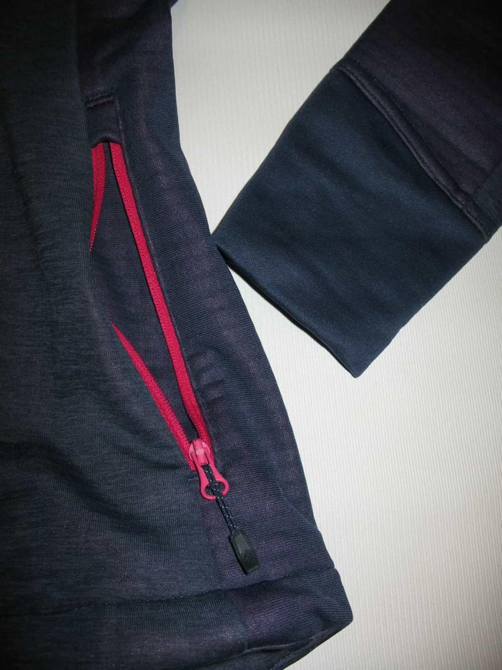 Куртка COLUMBIA steel cliff hooded softshell jacket lady (размер S) - 10