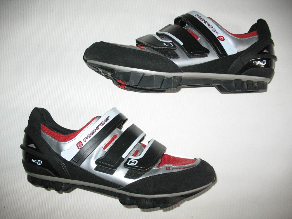 Велотуфли ROCKRIDER xc8 mtb shoes (размер UK9,5/US10/EU44(на стопу 280mm)) - 4