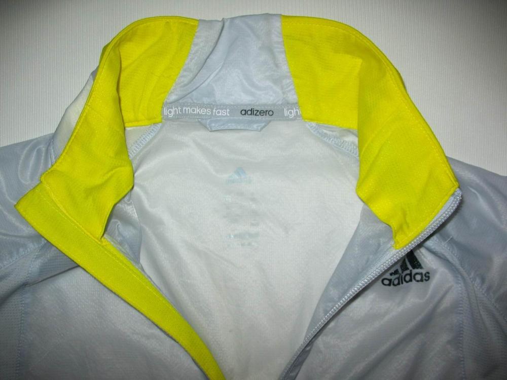 Куртка ADIDAS Adizero Climaproof jacket lady (размер M) - 4