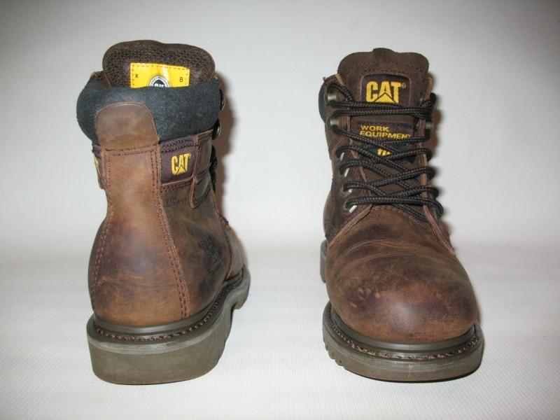 Ботинки CAT techni flex boots (размер UK6/US5/EU38(на стопу до 240mm)) - 2