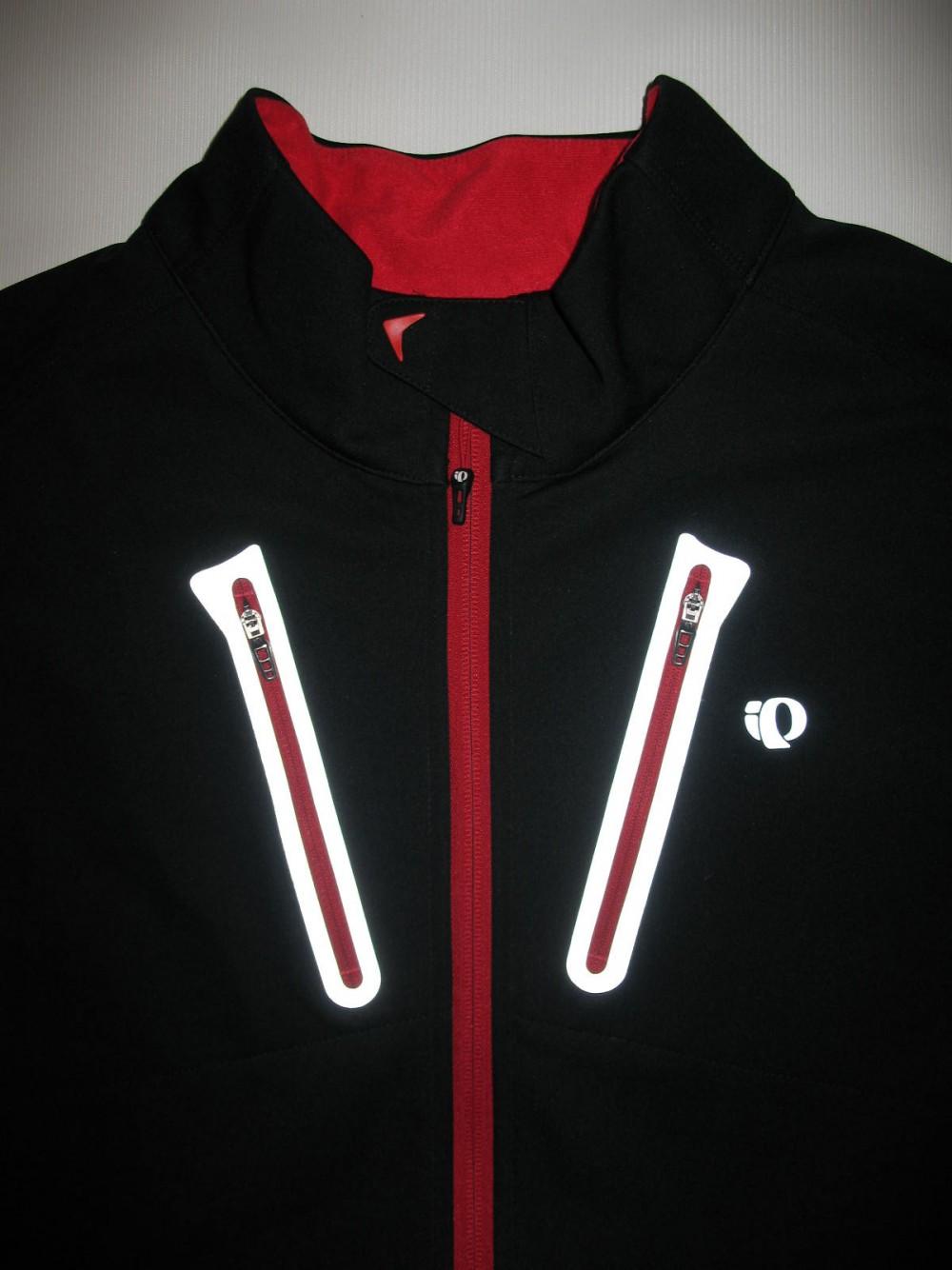Велокуртка PEARL IZUMI pro softshell jacket (размер XXL) - 5