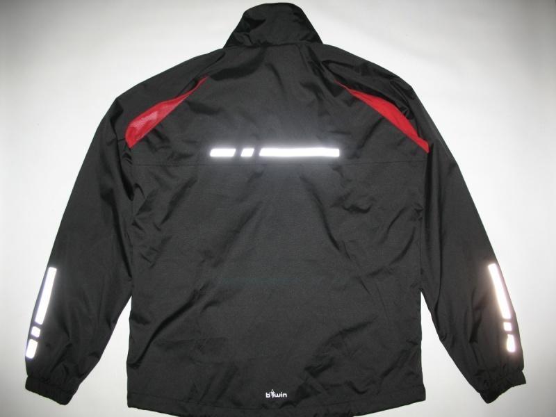 Куртка BTWIN bike/run Jacket  (размер L/XL) - 1