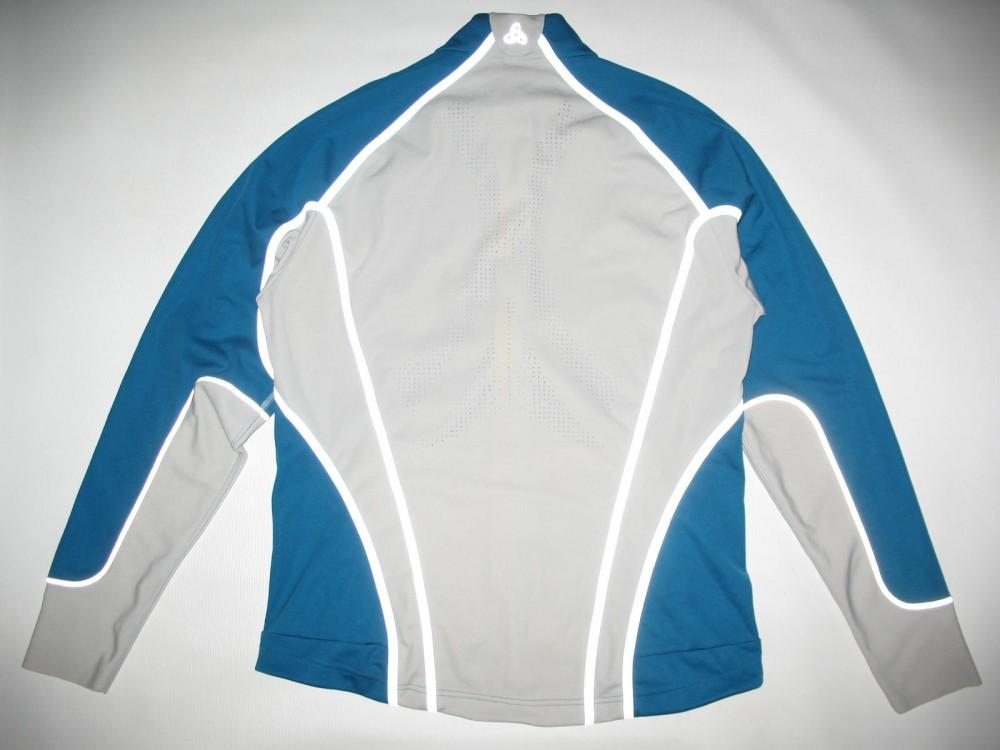 Куртка ODLO nagano windstopper jacket (размер L) - 11