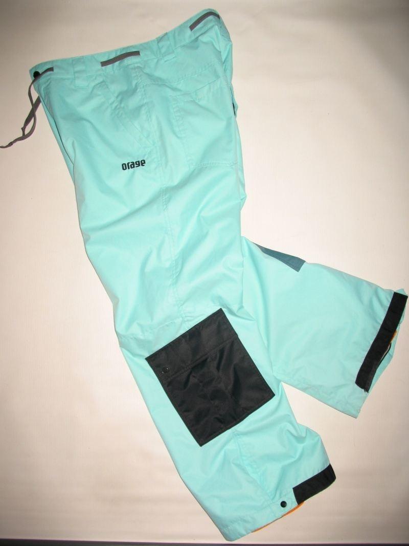 Штаны ORAGE Belmont ski/board pants (размер M) - 8