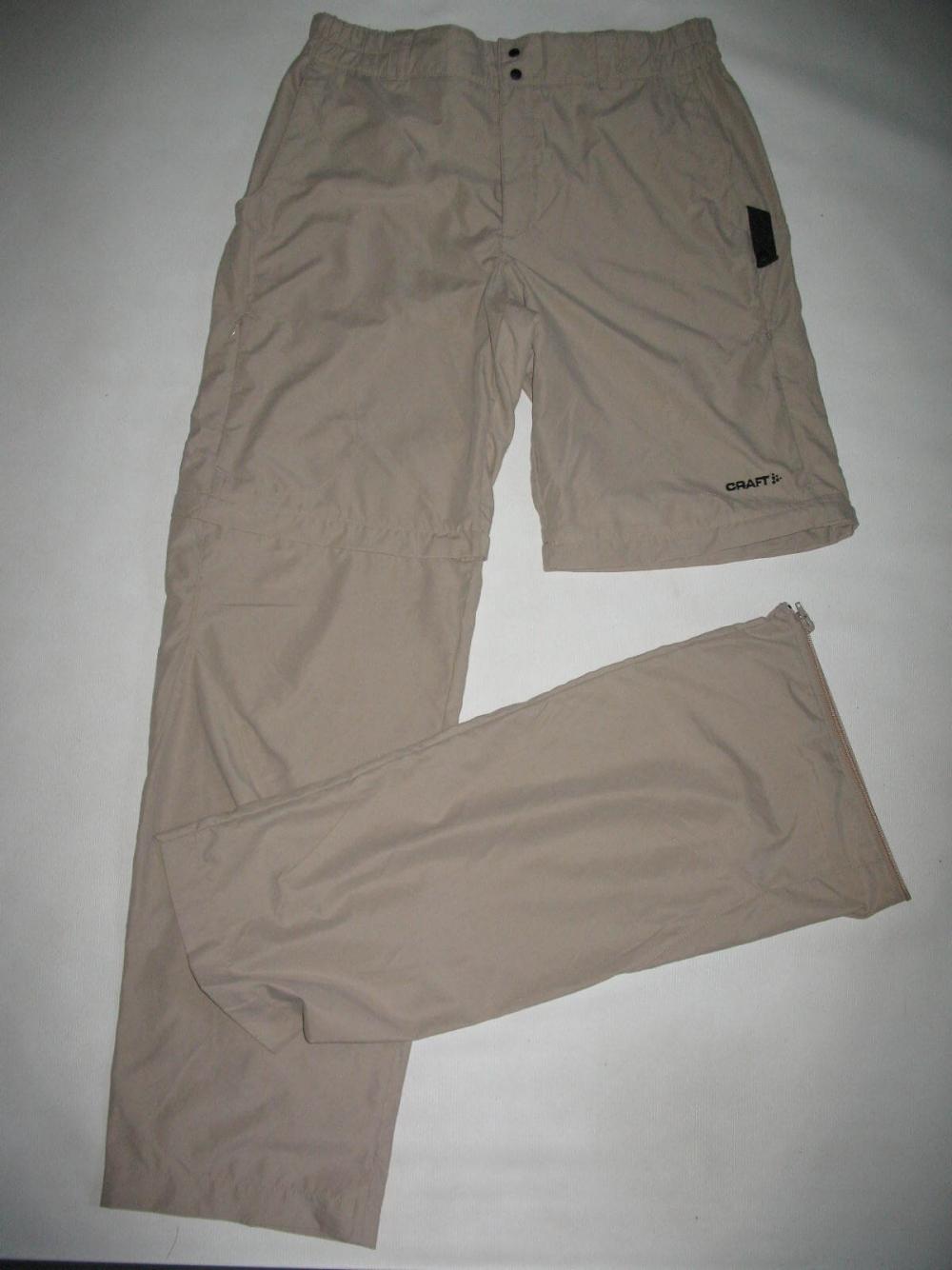 Штаны CRAFT outdoor 2in1 pants (размер M/L) - 3