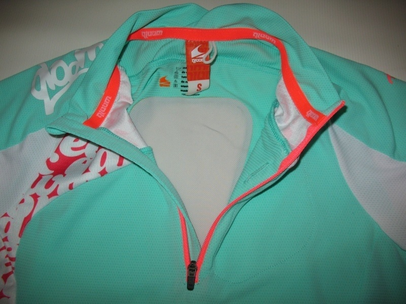 Футболка QLOOM bike jersey 3 lady (размер S) - 4