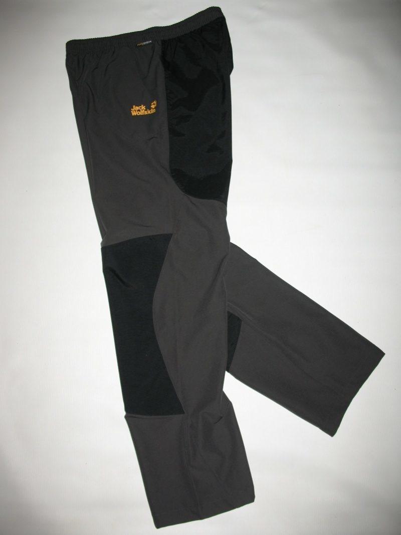 Штаны JACK WOLFSKIN rascal pant kids/unisex  (размер 164 см/взрослый XS/S)) - 9