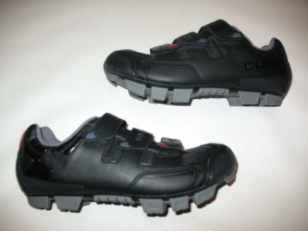 Велотуфли CUBE mtb cmpt shoes (размер US6,5/EU39(на стопу до 245 mm)) - 4