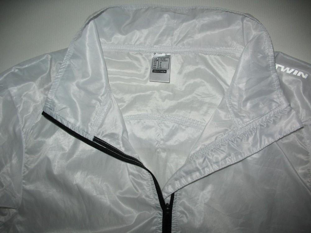 Куртка BTWIN 700 ultralight wind jacket (размер 48-M) - 5